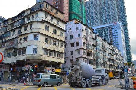 馬頭圍,香港