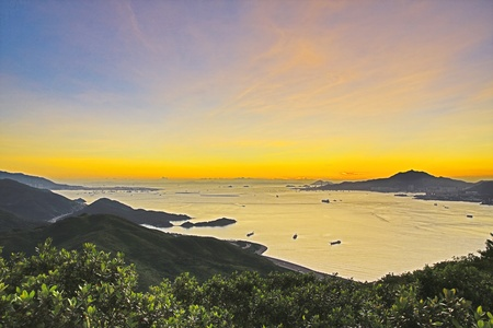 lantua island, hong kong photo