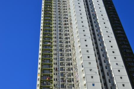 public housing, hong kong