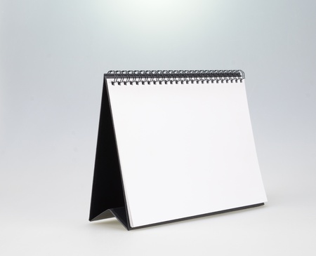 calendar white demo