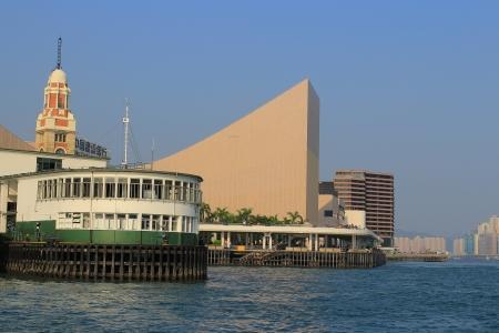 Tsim Sha Tsui, hong kong photo