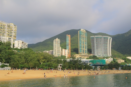 repulse: Repulse Bay Hong Kong Stock Photo