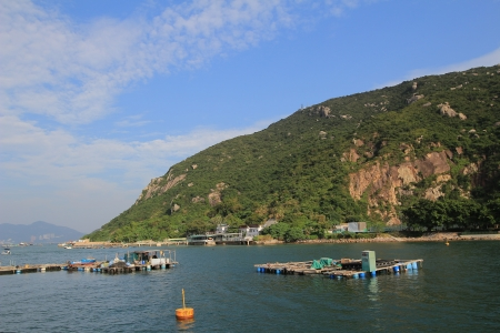 Sok kwu Wan, lamma island, Hong Kong photo