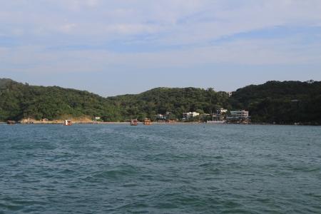 lake dweller: mo tat wan , lamma island, Hong Kong