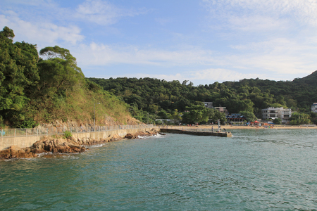 mo tat wan , lamma island, Hong Kong photo