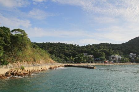 mo tat wan , lamma island, Hong Kong photo