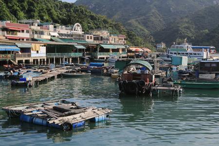 lamma island, Hong Kong 版權商用圖片