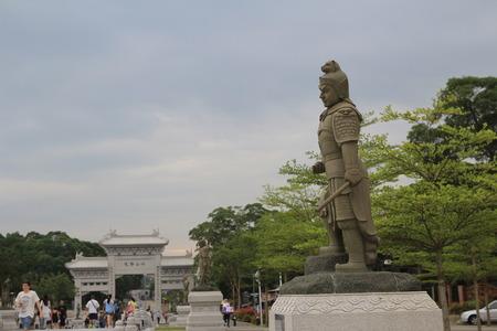 lantau: tempio, Lantau
