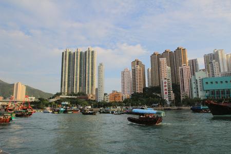 aberdeen, hong kong Stock Photo - 23544344