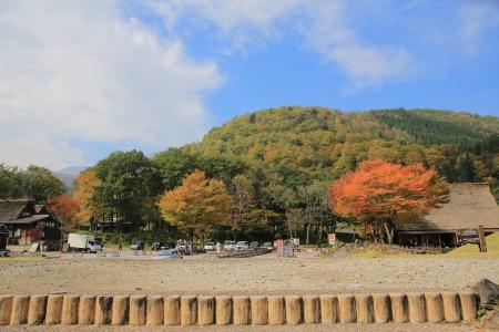 gokayama: shirakawa-go