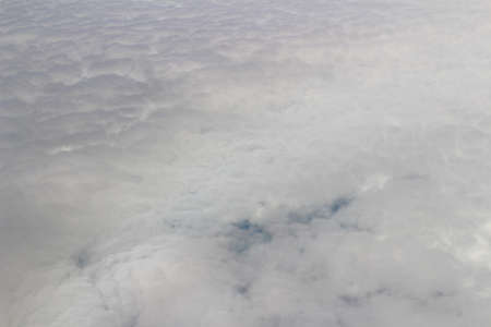 cloud drift: Clouds and sky Plane view from the window