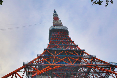 filming point of view: tokyo tower
