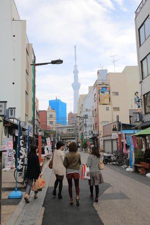 oshiage: Tokyo Sky tree Editorial
