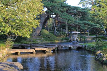 meditaion: Kasumiga-ike Pond Kenrokuen Kana zawa