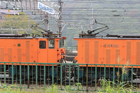 railtrack: Kurobe Gorge Railway