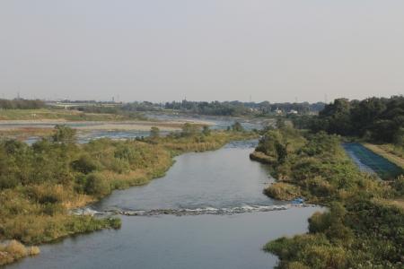 hillwalking: Miya River toyama countryside