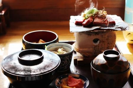 Hoba miso  Gifu  , japanese food,Takayama region food