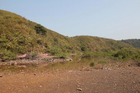River in Sam A Chung, hong kong photo