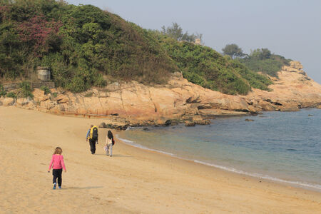 shek: Shek O beach Editorial