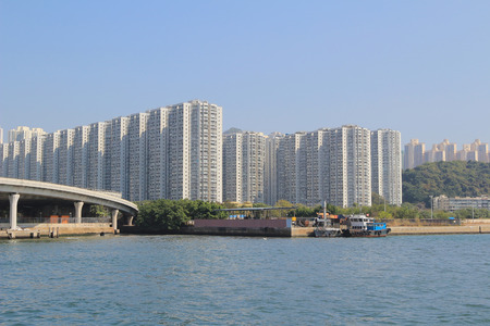 kwun tong , hong kong photo