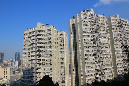 Bowen road view hong kong