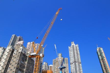 buliding: Lai Chi Kok, hong kong
