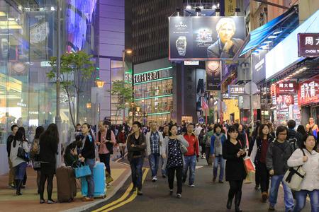 銅鑼湾, 香港 報道画像