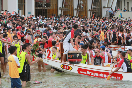 dragonboat: Dragon Racing at Stanley