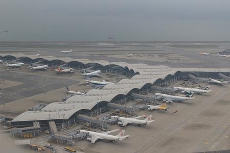 赤臘角機場,香港