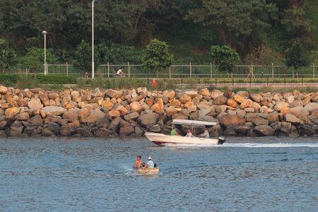 Tseung Kwan O seaside photo