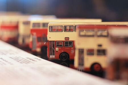 bus model photo