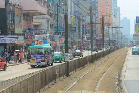 Light Rail  Hong Kong