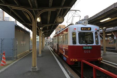 tramway: Hankai Tramway Editorial