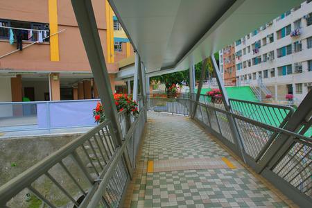 footbridge: footbridge Editorial