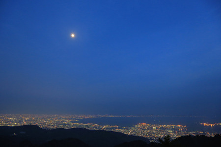 nishinomiya: kobe city Stock Photo