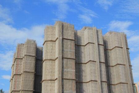 buliding: buliding site Stock Photo