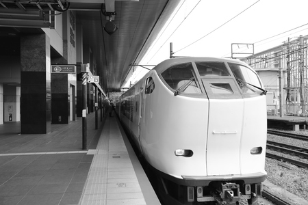 kyoto station, Airport Express Train to Kix