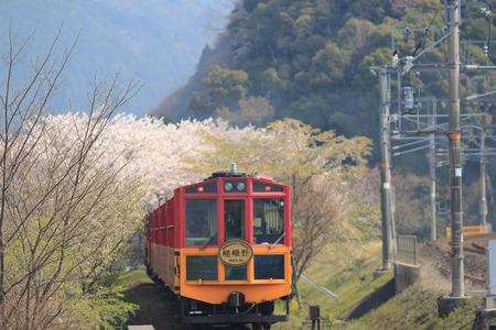 嵯峨野觀光鐵道