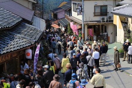 nara: Yoshinoyama, Nara