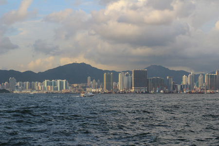 View of Belcher Bay, hong kong photo