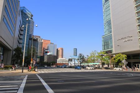 kink: Umeda , osaka business area