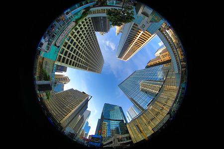 Queen s Road, Central, Hongkong Standard-Bild - 29439214