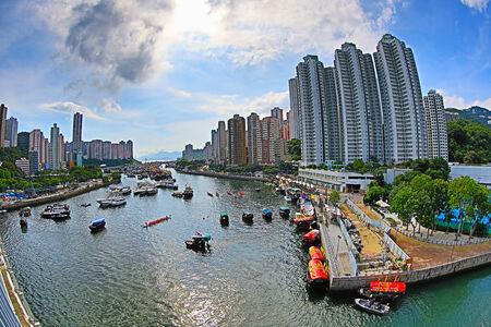 aberdeen, hong kong Stock Photo - 29477016