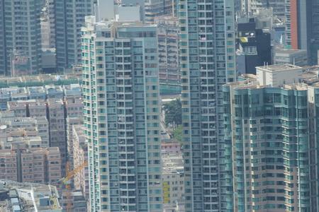 Hong Kong downtown photo