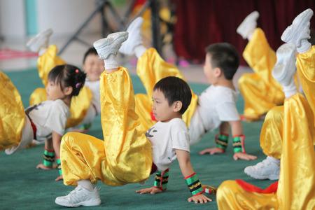 Wushu Demonstration