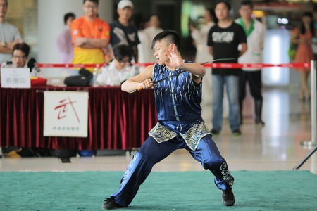 aikado: Wushu Demonstration Editorial