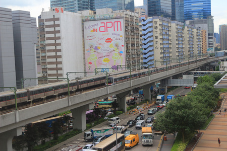 housing problems: Kwun Tong by pass Editorial
