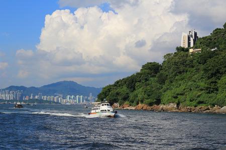 Sulphur Channel, hong kong