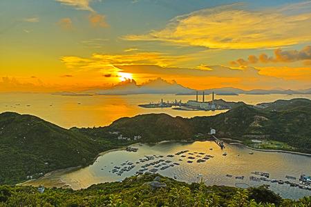南丫島發電廠