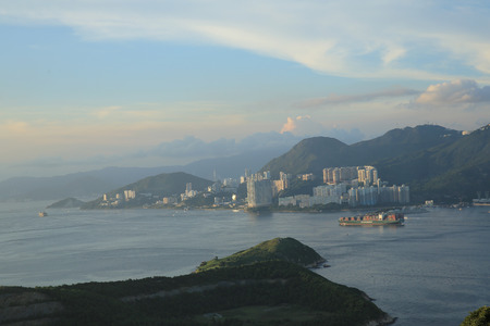 inshore: East Lamma Channel, hong kong
